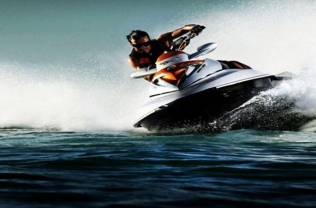 Jet Ski From Bond Water Sports