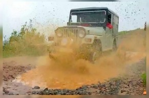 Exciting Jeep Tour to Mandalpatti