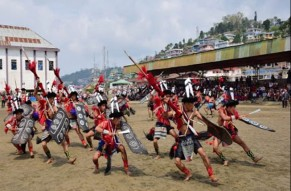 Tribal Tours of Nagaland