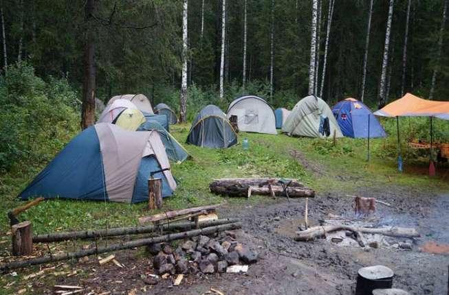 Kolad Overnight Riverside Camping