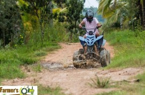 ATV-Quad Bikes Off Road Ride