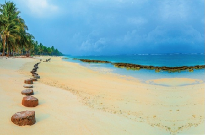 Unique Agatti Lakshadweep Tour with Glistering Silver Sand Beaches