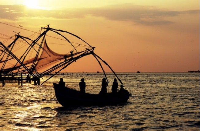 Alleppey and Marari Beach Tour