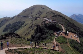 Chikmagalur Overnight Camping Experience