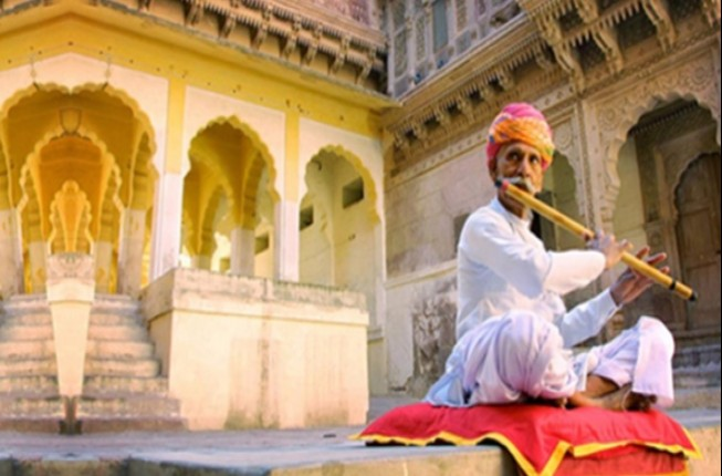 Experience the Amazing Colors of Rajasthan