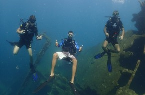 Fun Dives 4 Days Tour