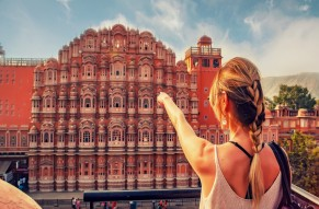 3-Days Luxury Agra-Jaipur Tour from Delhi includes,Hotel,Guide and Vehicle