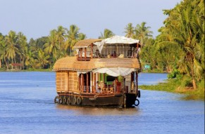 Houseboat Alleppey Backwater Cruise