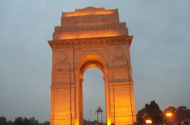 Evening Half day Tour of Delhi Including Dinner