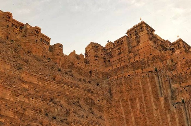 Jaisalmer City Walking Tour