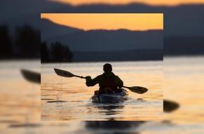 Kayaking From Bond Safari