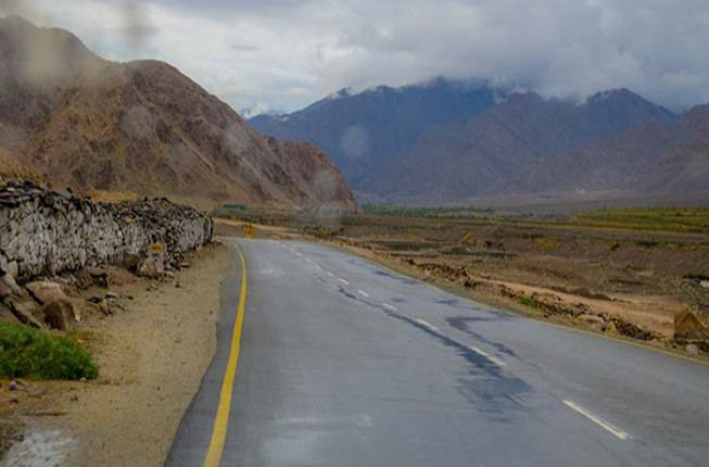 Leh-Manali Bike Tour