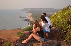 North Goa Tour By Luxury Coach