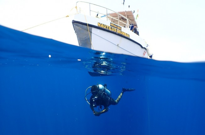 Experience World Class Scuba with Andaman Try Dive