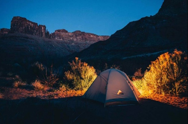 Ramanagara Rock Side Camping Experience from Bangalore