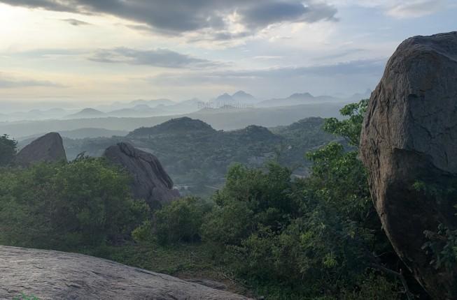 1 Day Trek to Rayakottai