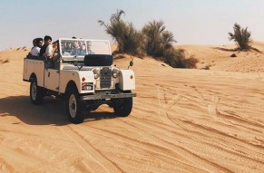 Sam Sand Dunes Jeep Safari