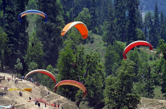 Shimla,Manali with Chandigarh from Delhi by Private Car
