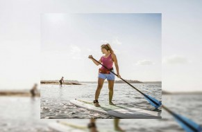 Stand Up Paddle-boarding From Bond Safari