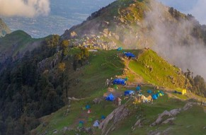 Triund Trek From McLeod Ganj 2D1N