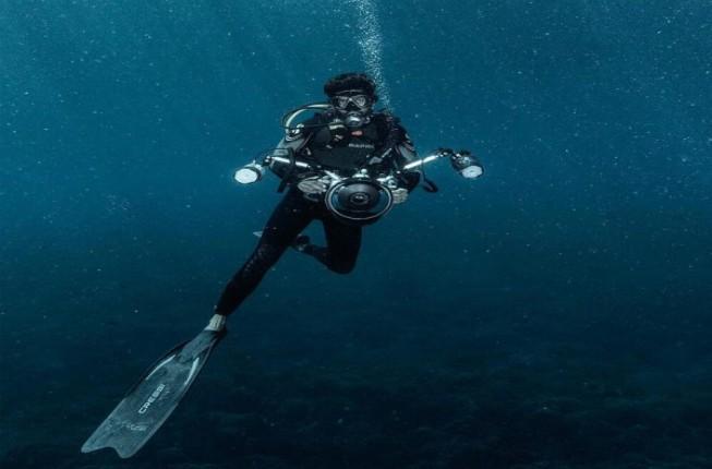 Underwater Cinematography from Bond Water Sports