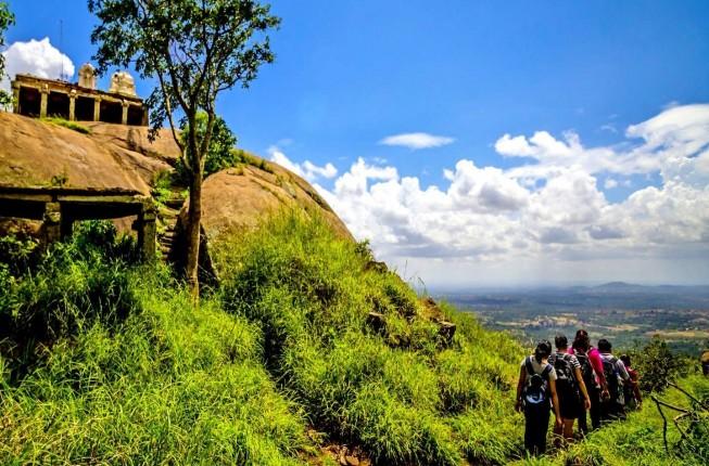 Day Trekking Experience at Uttari Betta