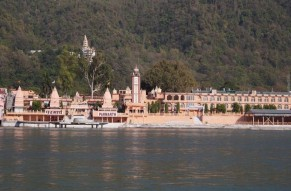 Walking Tour Of Rishikesh City