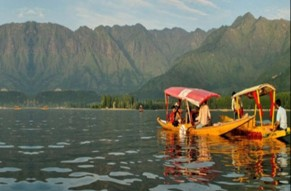 Breathtaking Mountain Scenery Tour of Beautiful Kashmir