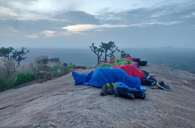 Sunrise Trekking Experience to Chennarayana Durga