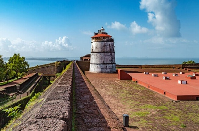 Defending The Indefensible Forts Of Goa Trail