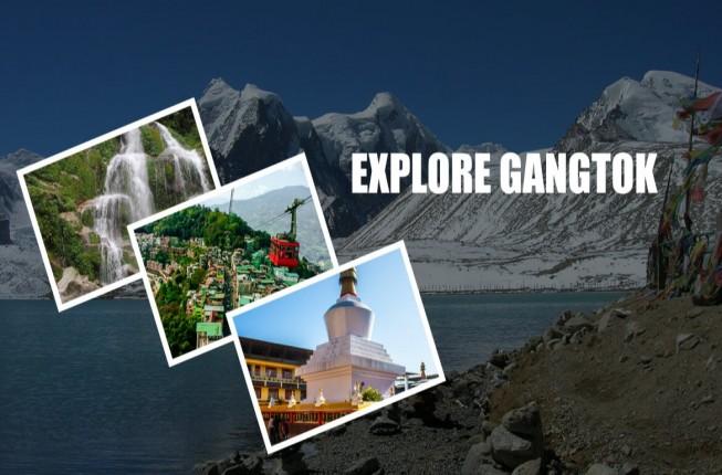 Explore the Gangtok