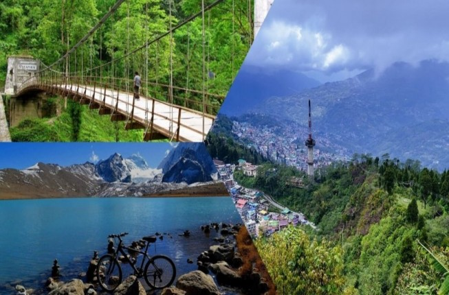 An Amazing Glimpses of scintillating Sikkim