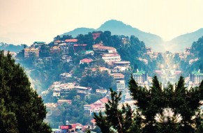 Scenic Splendor Tour of Kausani From Delhi