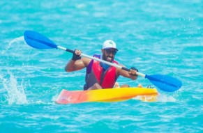 Enjoy Single Double & Triple Sitting Kayaking