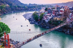 Experience the Adventure and Spiritualness at Mussoorie and Rishikesh