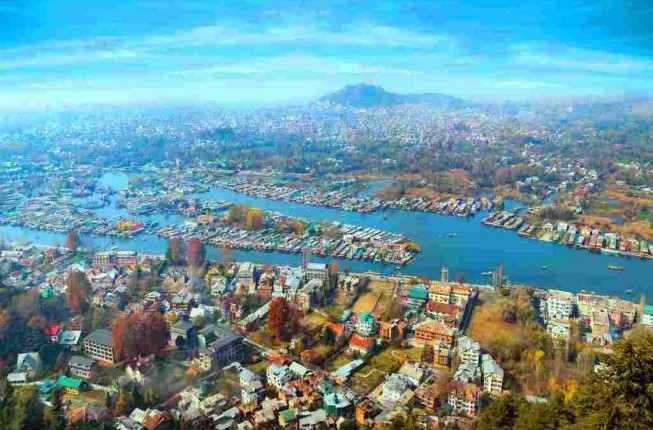 Explore Eye Catchy Kashmir with Srinagar, Pahalgam and Gulmarg